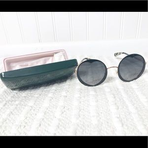 Kate Spade Heart Rosaria Heart Shaped Sunglasses
